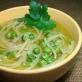 Altamurańska zupa z zielonego groszku