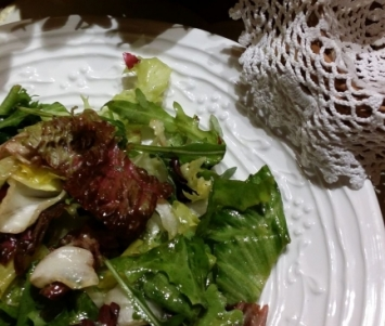 Insalata mista - zielona sałatka