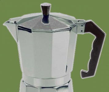 Kawa z kafetierki