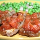 Kotlety w sosie pomidorowo-winnym