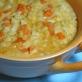 Łagodna zupa z soczewicą