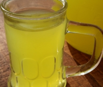 Likier cytrynowy limoncello