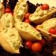Sałatka w makaronowych muszlach