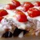 Zapiekanka z mozzarellą i pomidorkami