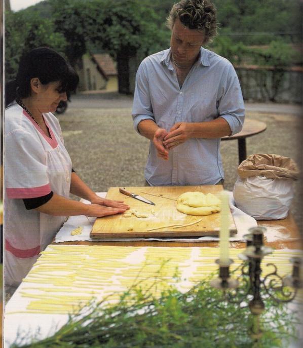 Jamie Oliver Włoska Wyprawa Jamiego Kuchnia Włoska