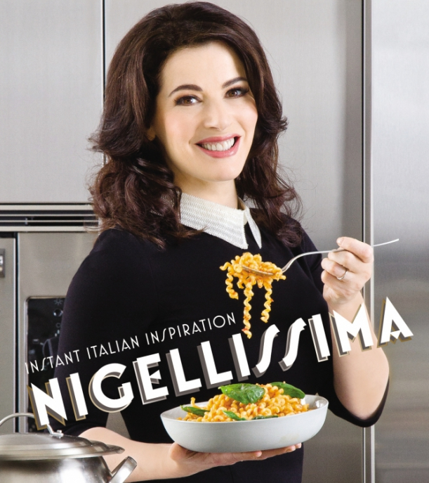 """Nigella Lawson """"Nigellissima. Włoskie inspiracje"""""""
